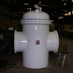 Pump Protection Basket Strainer